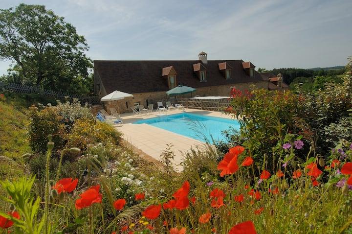 La Bastide Holiday Rental Dordogne Périgord