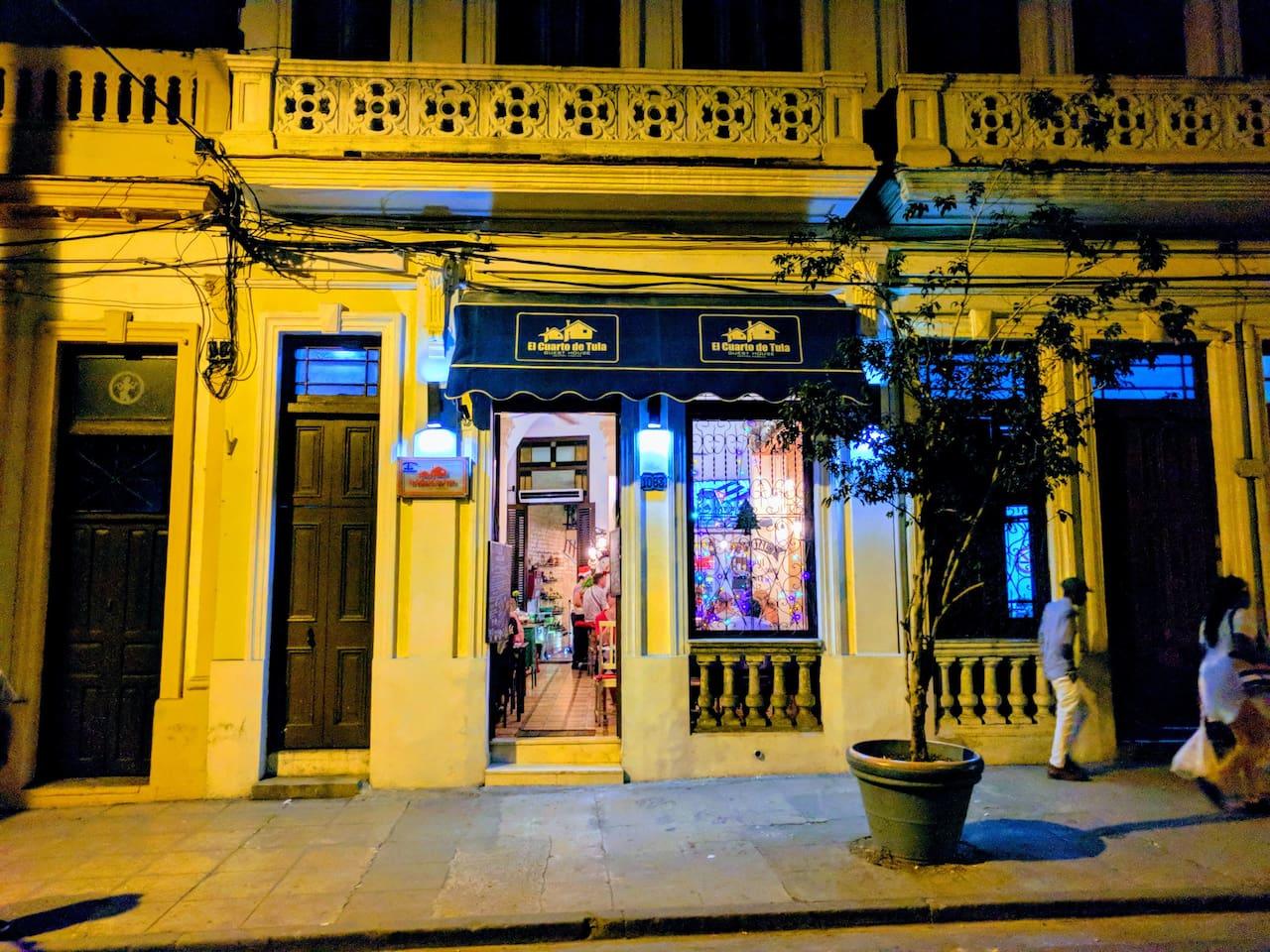 EL CUARTO DE TULA - ROOM #04 - Casa Particulars (Kuba) zur Miete in ...