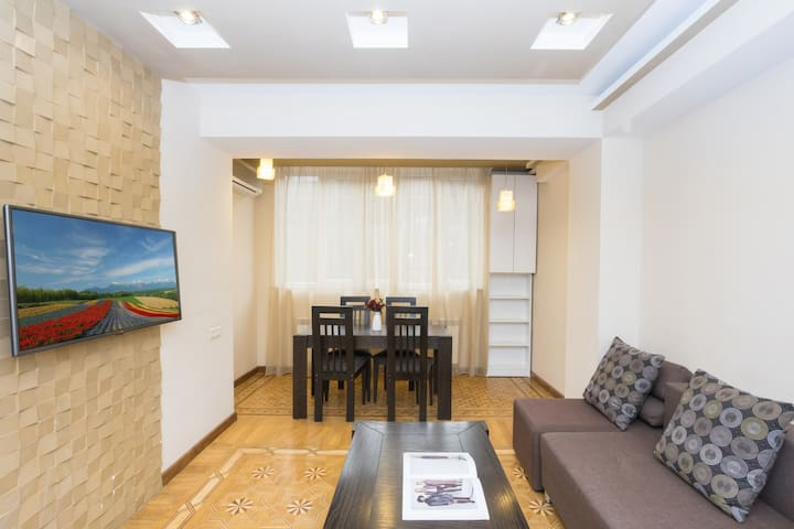 ARMT-Lovely apt on Mashtots Avenue 40a-7