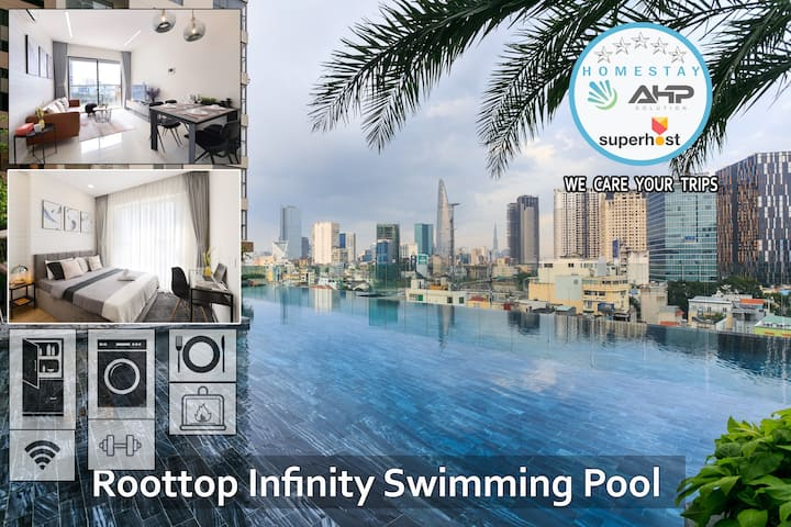 ❤️❤★CBD Millenium★❤️❤ Luxury 1BR #POOL GYM 11th