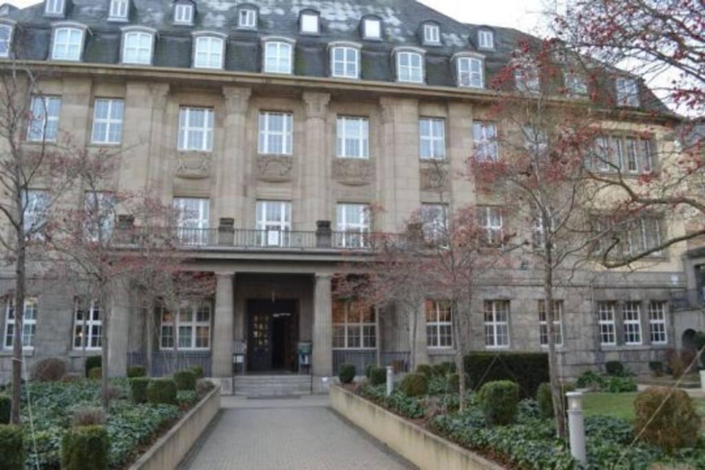 Kaiser Friedrich Ring Düsseldorf luxus in kaiser friedrich residenz apartments for rent in