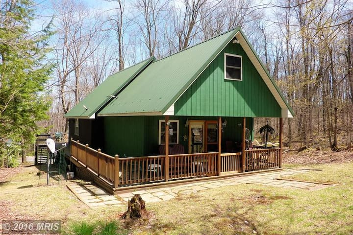 Bear Haven at Yough Mtn Resort, Deep Creek - Oakland - Bungalow