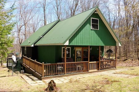 Bear Haven at Yough Mtn Resort, Deep Creek - Oakland - Bungalo