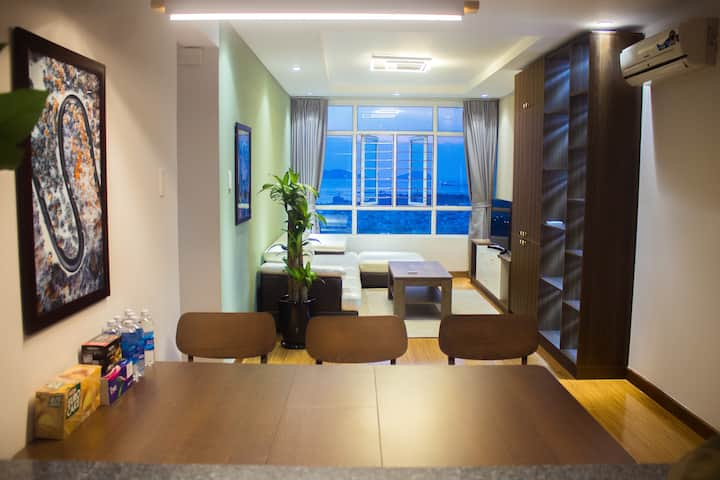 ★SKYVIEW★ - 2BR, 94㎡ Condo・City centre