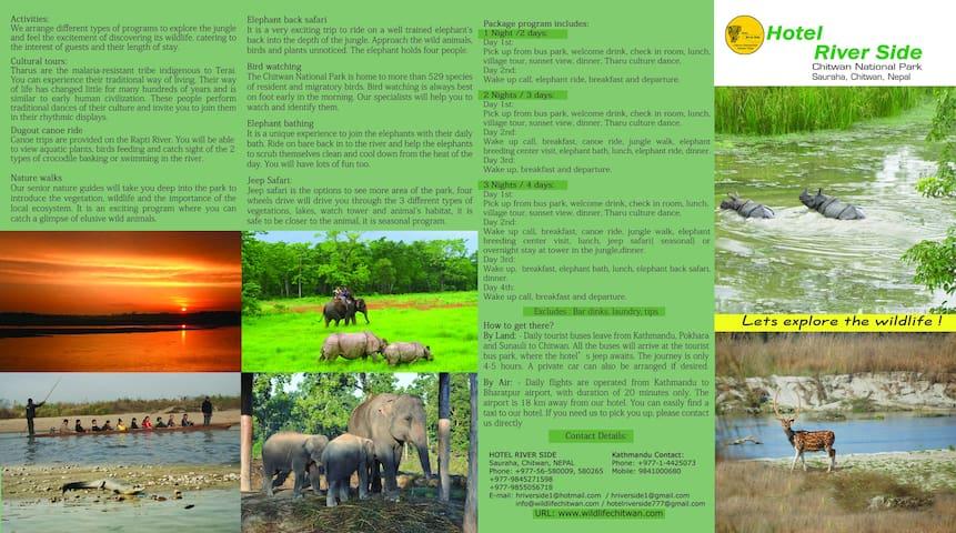 Lets Explore Wildlife