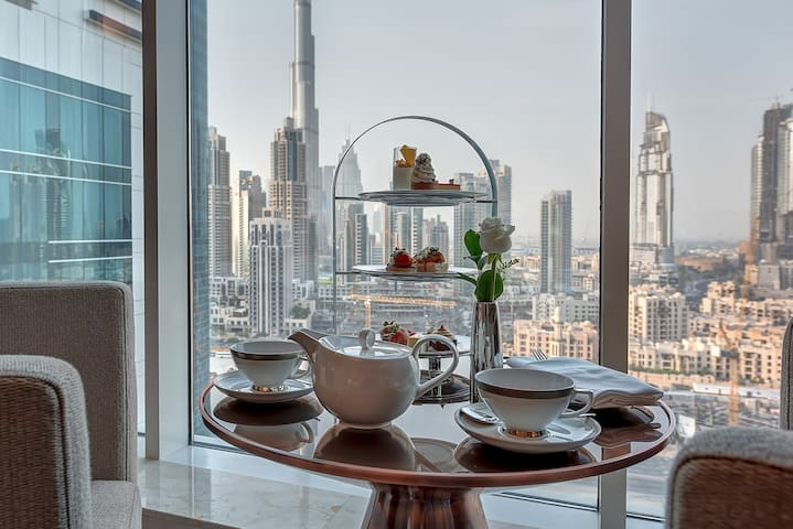 Superior Room with Burj View