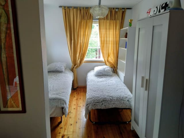 Nice 15 m2 room - Kuopio city centre, 1-2 prs