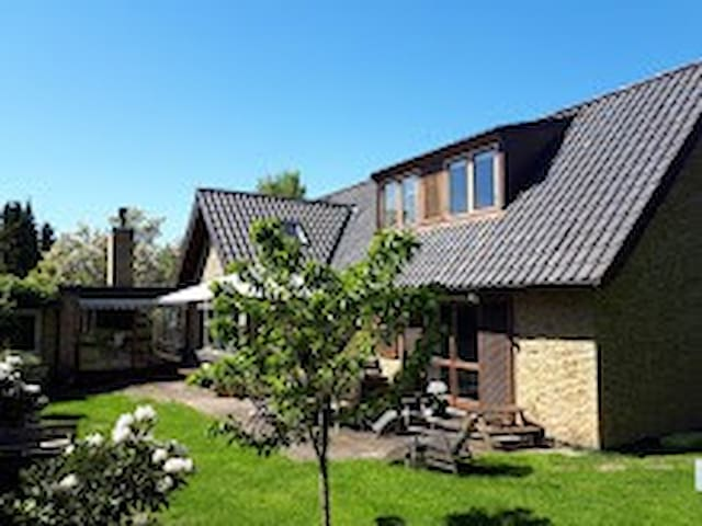 Large Gentofte Villa with pool