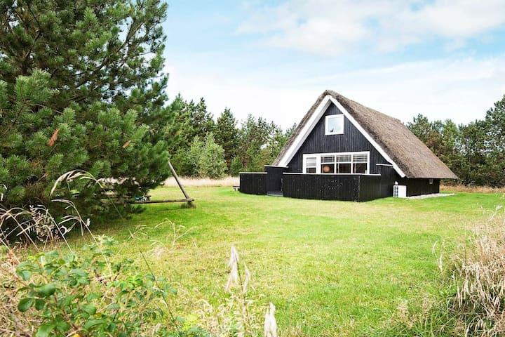 Beautiful Holiday Home in Norre Nebel Jutland with Terrace