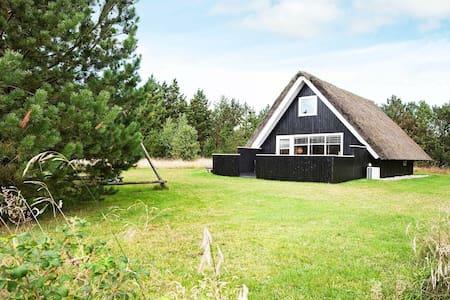 Belle maison de vacances à Norre Nebel Jutland avec terrasse