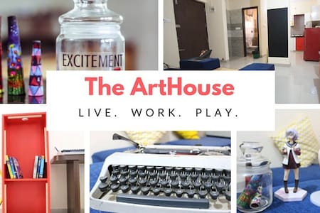 ARTHOUSE IN THE HEART OF THE CITY - Bengaluru