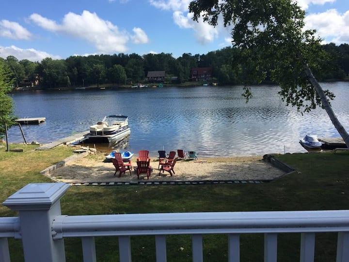 Locke Lake Escape at Varney Rd.