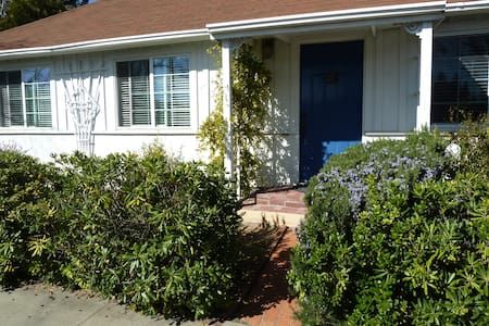 1 bd quiet apartment close to downtown Pleasanton - Pleasanton - Byt