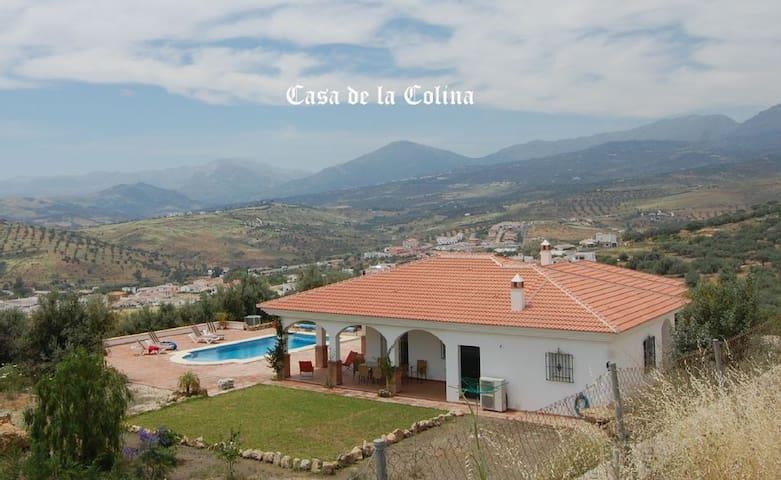 Casa Colina La Vinuela