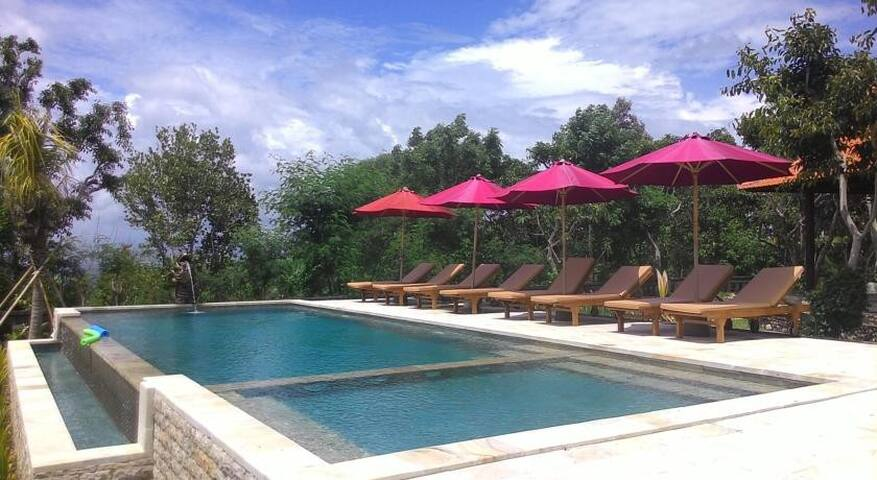 Coziness Hut & boutique Villa @ Lembongan - South Denpasar - Villa
