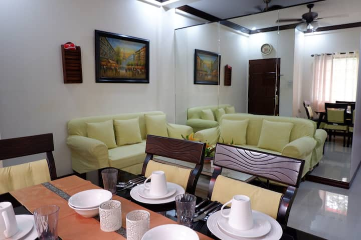 Intimate Family Guest House in Lucena City!