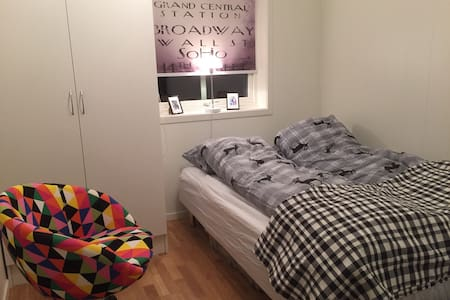Stay & fly - Room near OSL airport - Eidsvoll Verk - Hus