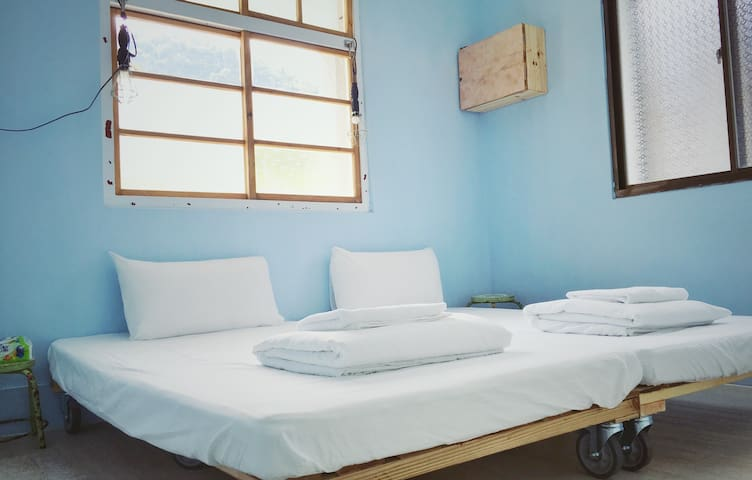 Tube Room 雙人雅房 - 東河鄉 - Bed & Breakfast