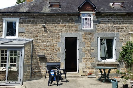 Cottage in Rural France - Saint-Vran - Hus