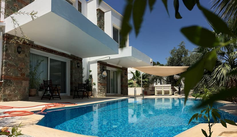 Fantastic house in Bodrum - Bodrum - House