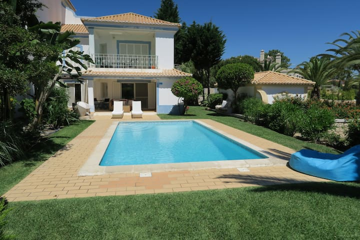 Apartment with private swimming pool-EncostaDoLago - Almancil - Appartement