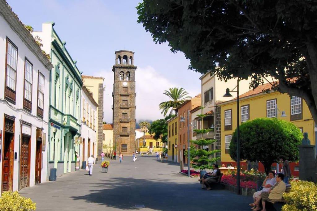 San Cristóbal de La Laguna, Patrimonio de al Humanidad