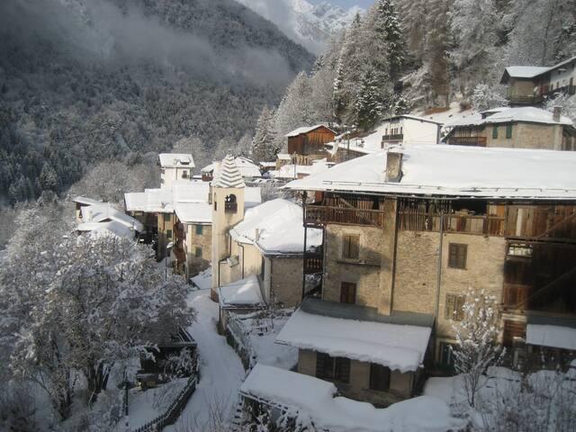 Il borgo di Rizzios