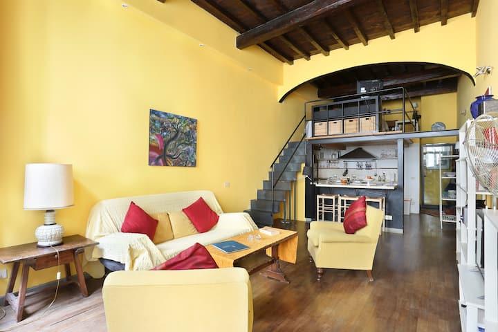 Beautiful Studio Loft Apartment