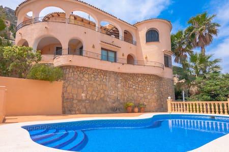 Villa Arcadien en Calp para 6 pers - Vila