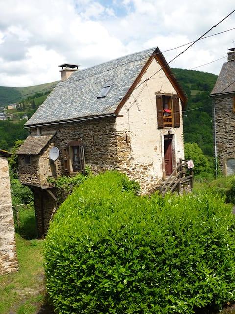 La Maison Paysanne en Aveyron Occitanie