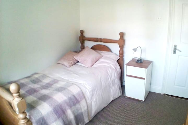Single Room in Naas - Quiet Comfortable House