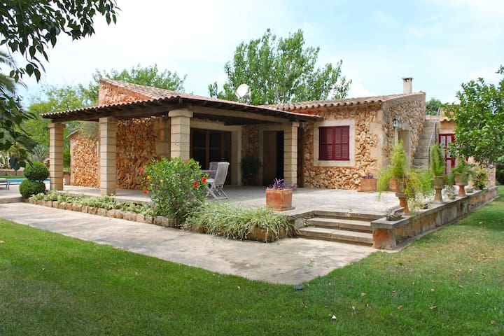 SES TENDES CASITA RURAL CON PISCINA
