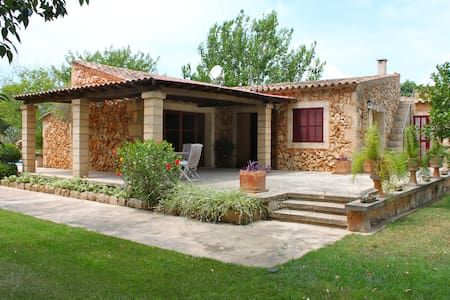 SES TENDES CASITA RURAL CON PISCINA - Algaida