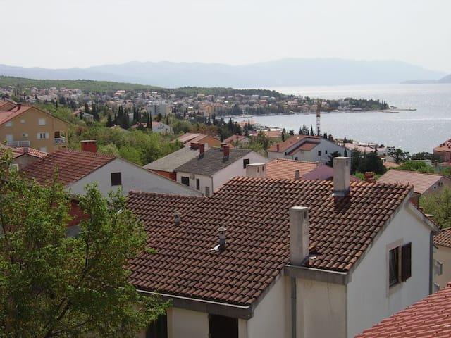 Odvojak Apartments - Crikvenica - Talo