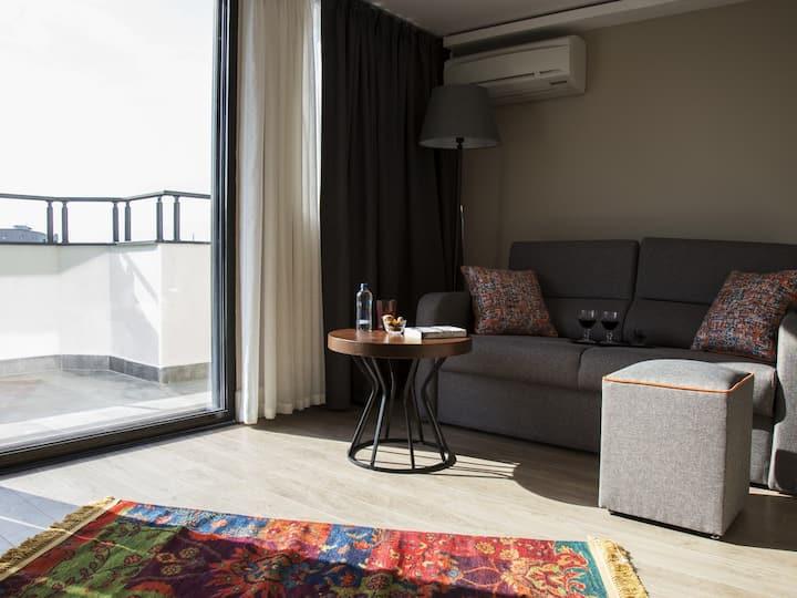 Teras Suit - Sparkle Hotel