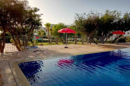 Apt with swimming pool Beach Imi Ouaddar AGADIR