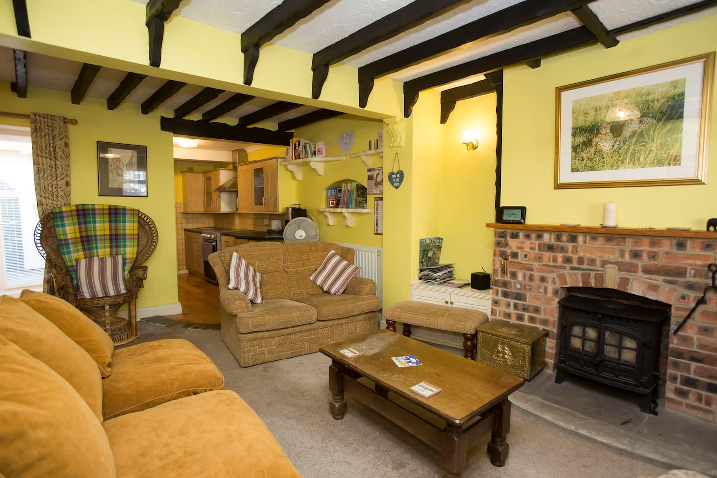 Welcome to Westgate Cottage
