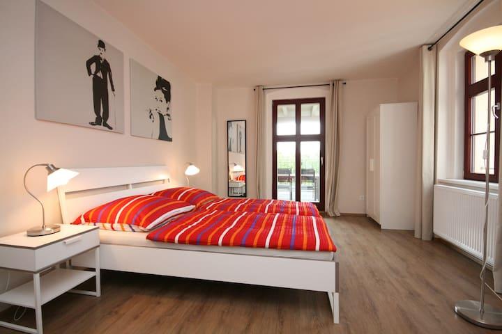 Apartment A-L34 - Görlitz - Huis