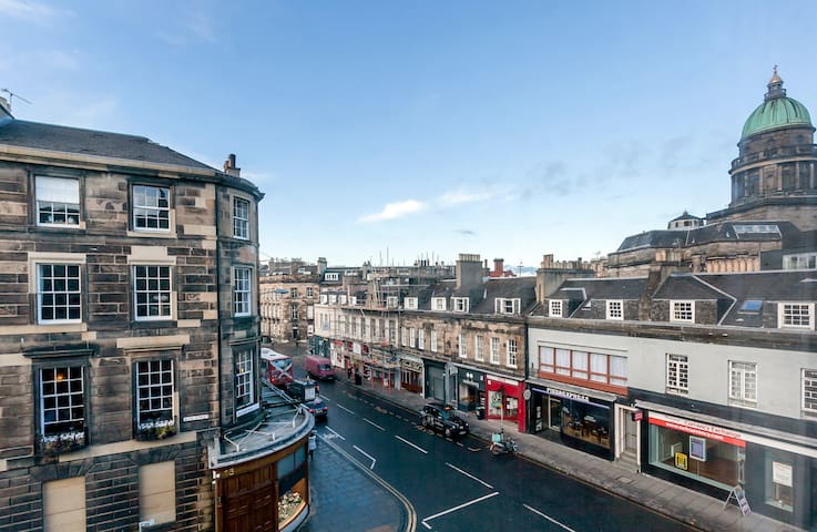 Luxurious-5* Top Rated-City Centre, Princes St Apt