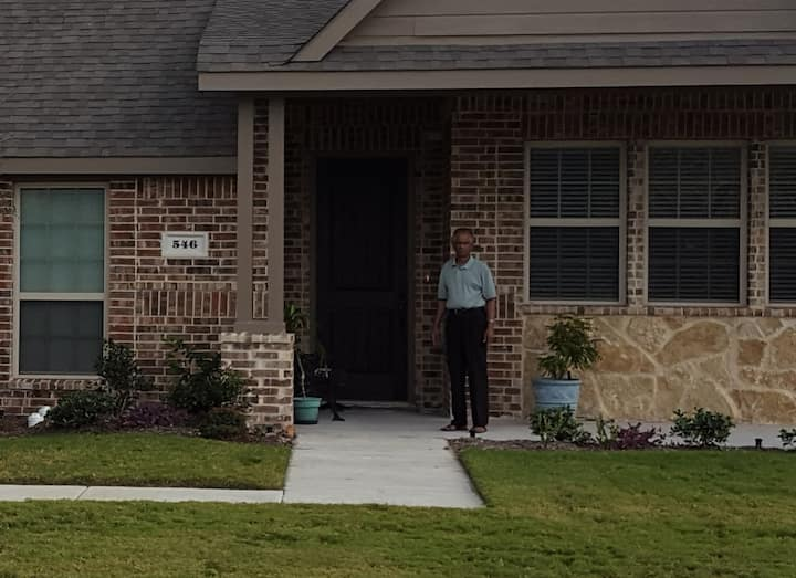 Rockwall - two bedrooms in home
