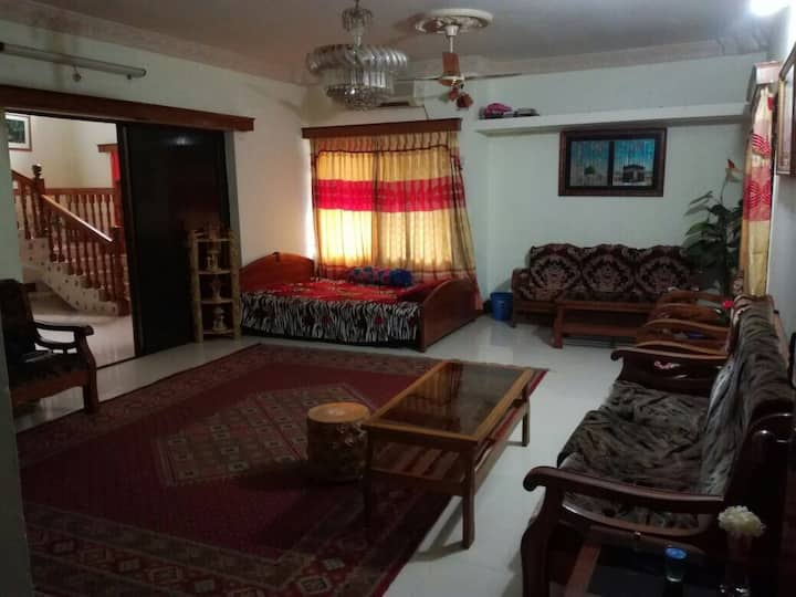 Luxury 5 Bedroom Duplex Holiday Apartment, Sylhet