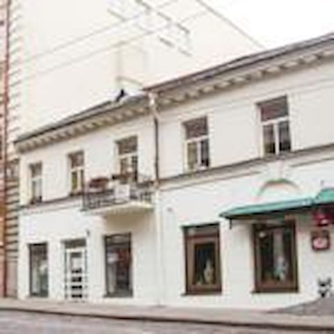 Newly renovated & Cosy B&B in Old Town, free Wi-fi - Vilnius - Bed & Breakfast