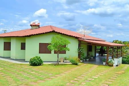 Vila Katu - Mairinque - Casa de camp