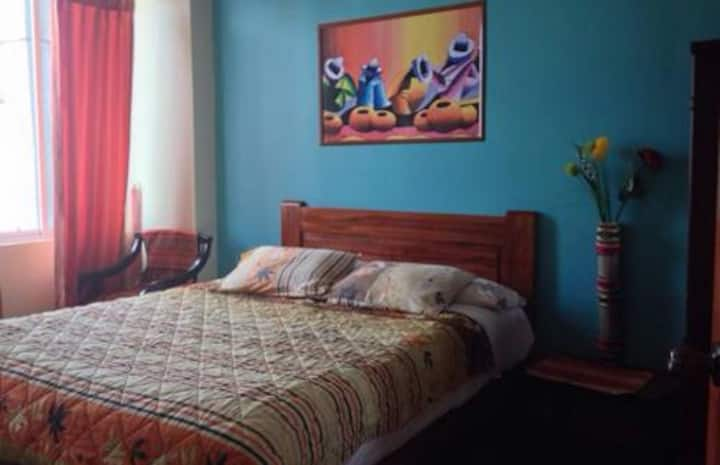 Your home in Otavalo