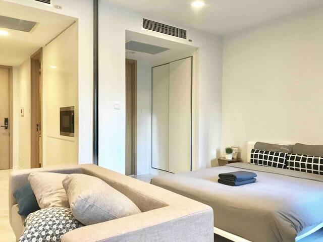 Luxury condo/Nana/asok/24x7 On-line