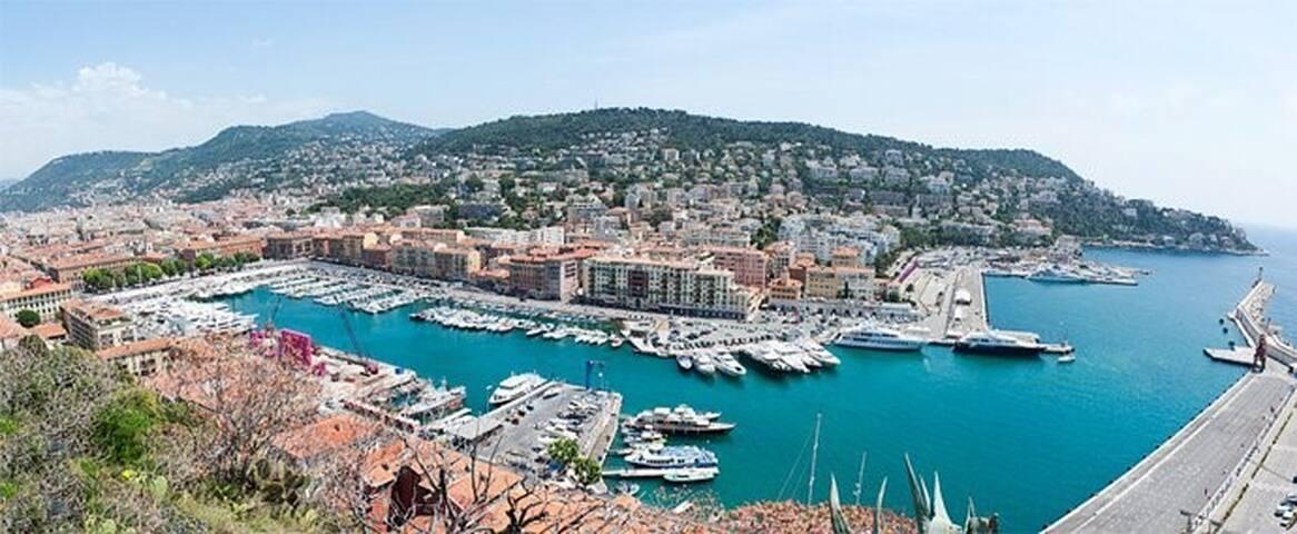 Studio Port de Nice