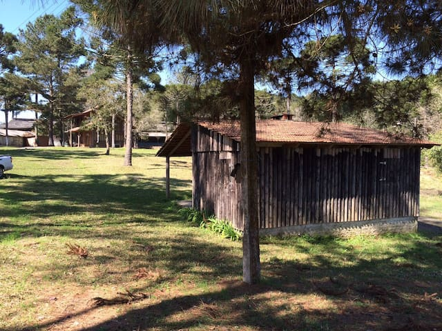 Fazenda Evaristo   58 - Cabana Preta