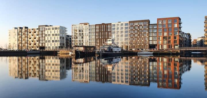 L@@K ***NEW*** Spacious Stylish Flat in Copenhagen