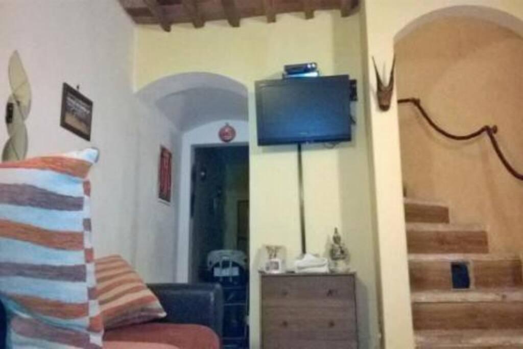 Terratetto stile rustico toscano case in affitto a for Piccole case in stile toscano