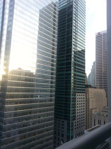 Best Downtown  Financial disctrict studio